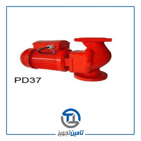 پمپ سیرکولاتور خطی سمنان انرژی 3 اینچ مدلPD37