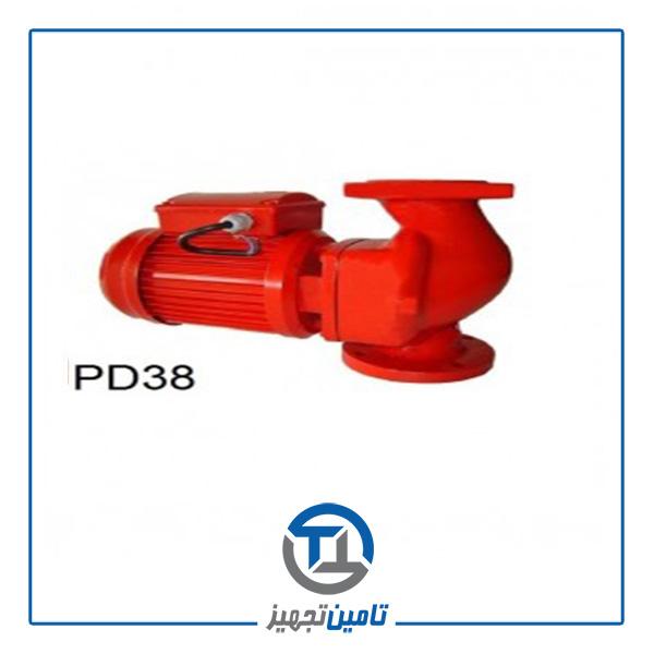 پمپ سیرکولاتور خطی سمنان انرژی 3 اینچ مدلPD38