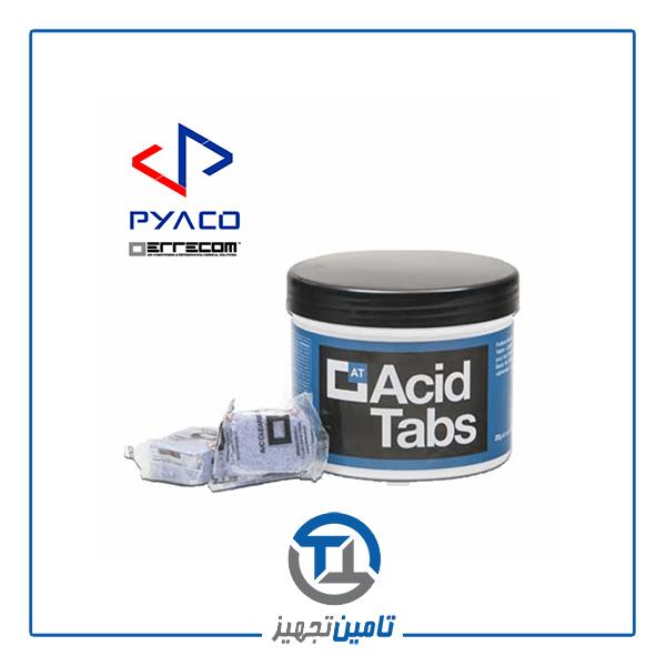 قرص شستشوی کندانسور - اسیدی (Acid Tabs)